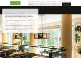 lacroixrestaurant.com