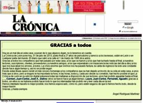 lacronicadeleon.es