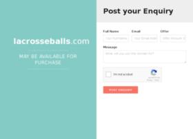 lacrosseballs.com