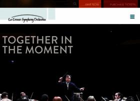 lacrossesymphony.org