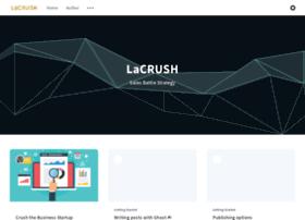 lacrush.com