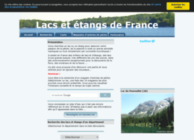 lacs-et-etangs-de-france.fr