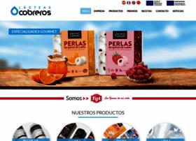 lacteascobreros.com