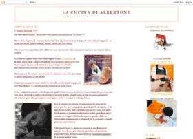 lacucinadialbertone.blogspot.com