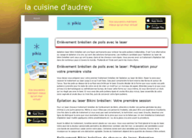 lacuisinedaudrey.wifeo.com