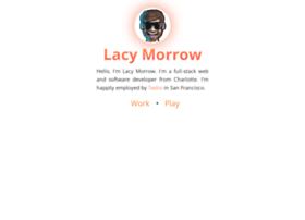lacymorrow.com