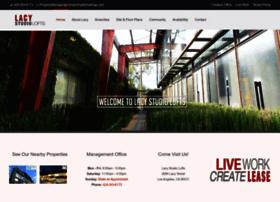 lacystudiolofts.com