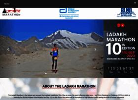 ladakhmarathon.com