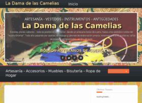 ladamadelascamelias.com