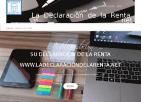 ladeclaraciondelarenta.net