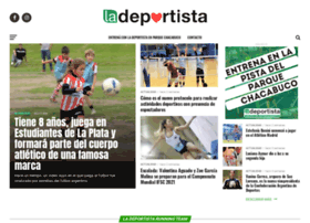 ladeportista.com.ar