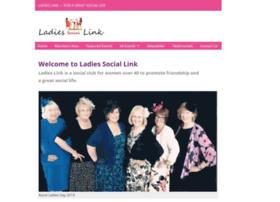 ladieslink.co.uk