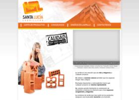 ladrillerasantalucia.com
