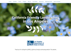 ladwp.cafriendlylandscaping.com