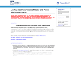 ladwp.powerclerk.com