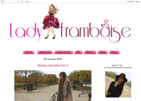 lady-framboise.blogspot.com.es