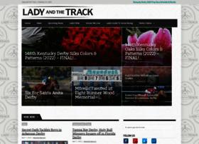 ladyandthetrack.com