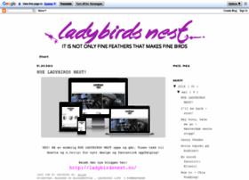 ladybirdnest.blogspot.no
