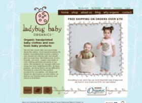 ladybugbabyorganics.com