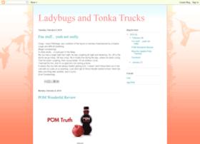 ladybugsandtonkatrucks.blogspot.com