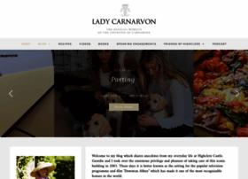 ladycarnarvon.com