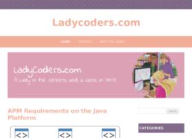 ladycoders.com