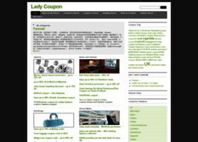 ladycoupon.com