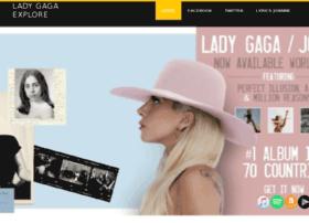 ladygagaexplore.com
