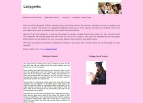 ladygeeks.yolasite.com
