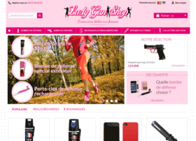 ladygunshop.com