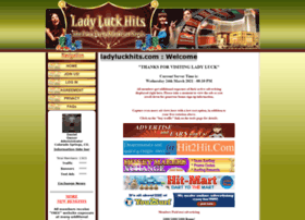 ladyluckhits.com