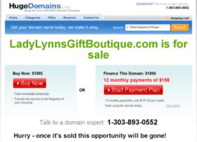 ladylynnsgiftboutique.com