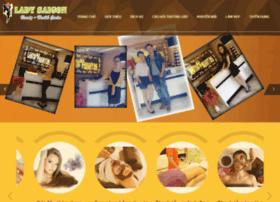 ladysaigonspa.net