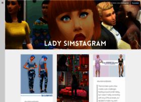 ladysimstagram.tumblr.com