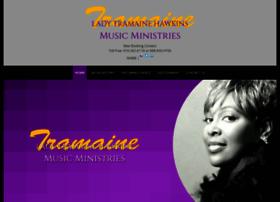ladytramainehawkinsministries.com
