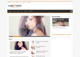 ladyvision.net