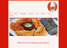 laempanadallama.com