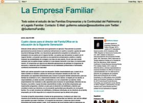laempresafamiliar.blogspot.com