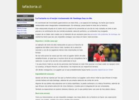 lafactoria.cl