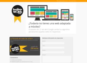lafactoriadewebs.com