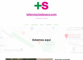 lafarmaciadesara.com