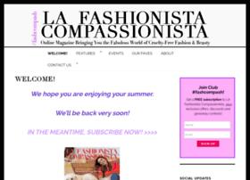 lafashionistacompassionista.com