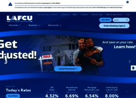 lafcu.com