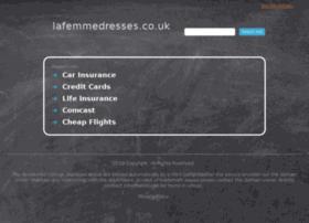 lafemmedresses.co.uk