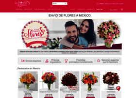 lafloreriademexico.com