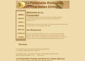 lafontanellarestaurant.net