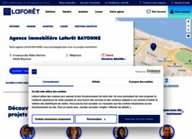laforet-immobilier-bayonne.com