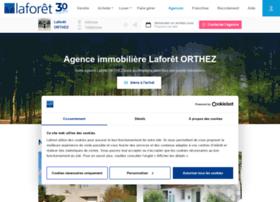laforet-immobilier-orthez.com