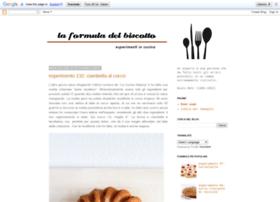 laformuladelbiscotto.blogspot.it