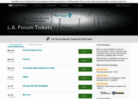 laforum.ticketoffices.com
